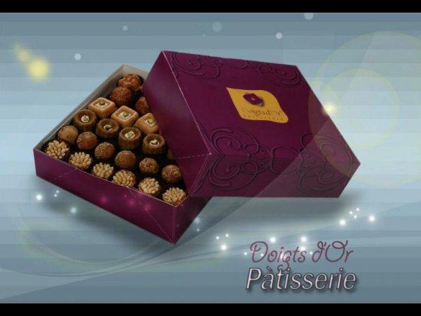 Patisserie Doigts D'Or